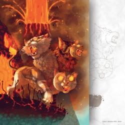 Ex-libris Mythofolies 2/6