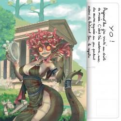 Carte Postale Mythofolies 3/6