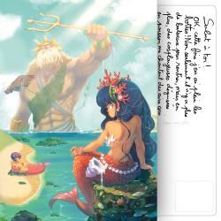 Carte Postale Mythofolies 5/6
